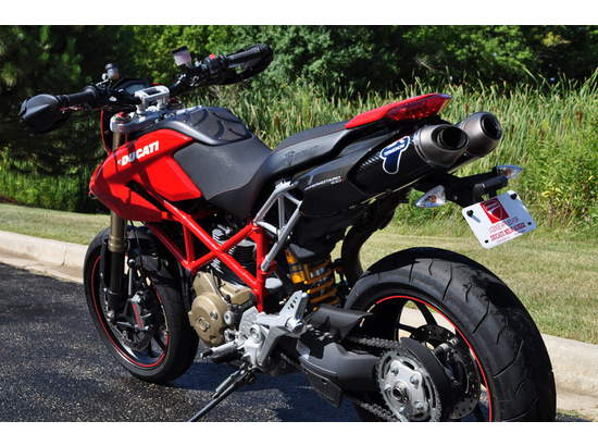 2008 Ducati Hypermotard 1100 S,Custom in Pewaukee, WI ...